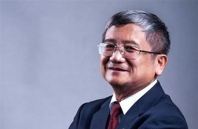 Ông Bùi Quang Ngọc, nguyên Tổng giám đốc FPT.