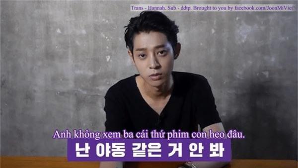 Loạt điểm giống nhau khó tin giữa Seungri và Jung Joon Young: Ngoại hình, sở thích xem phim 18+ đến vẻ mặt nhìn sao nữ - Ảnh 6.