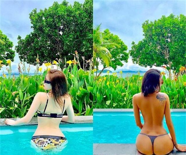 """Soi Hoa hậu Kỳ Duyên và bạn thân Minh Triệu giữa tin đồn """"yêu đồng tính"""" - 13"""