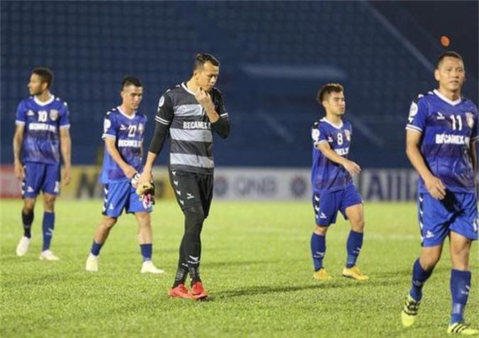 Tấn Trường, B,Bình Dương, AFC Cup