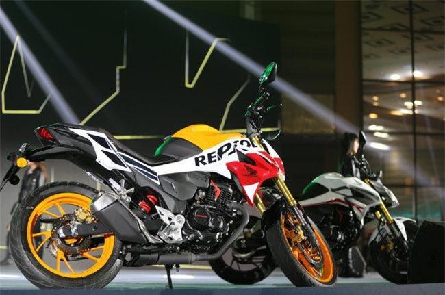 2019 Honda CB190R mới ra mắt tại Trung Quốc.
