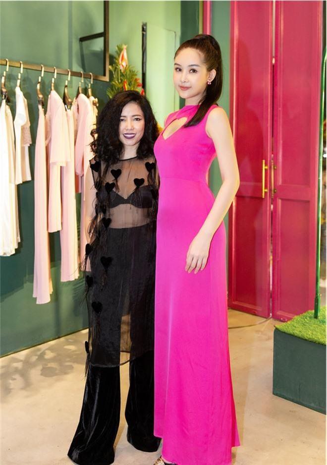 Hoa hậu Mai Phương Thúy và Ngân Anh trở thành tâm điểm sự kiện - Ảnh 7.