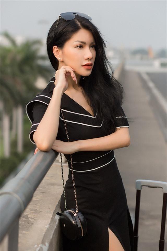Hoa hậu Quý bà Loan Vương làm khách mời tại LHP Quốc tế Hong Kong 2019 - Ảnh 3.