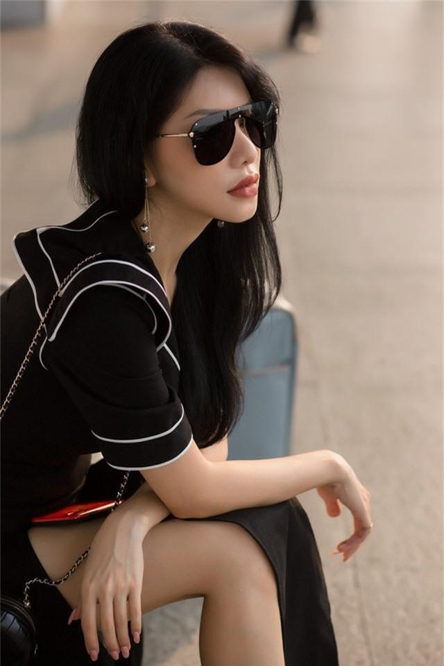 Hoa hậu Quý bà Loan Vương làm khách mời tại LHP Quốc tế Hong Kong 2019 - Ảnh 4.