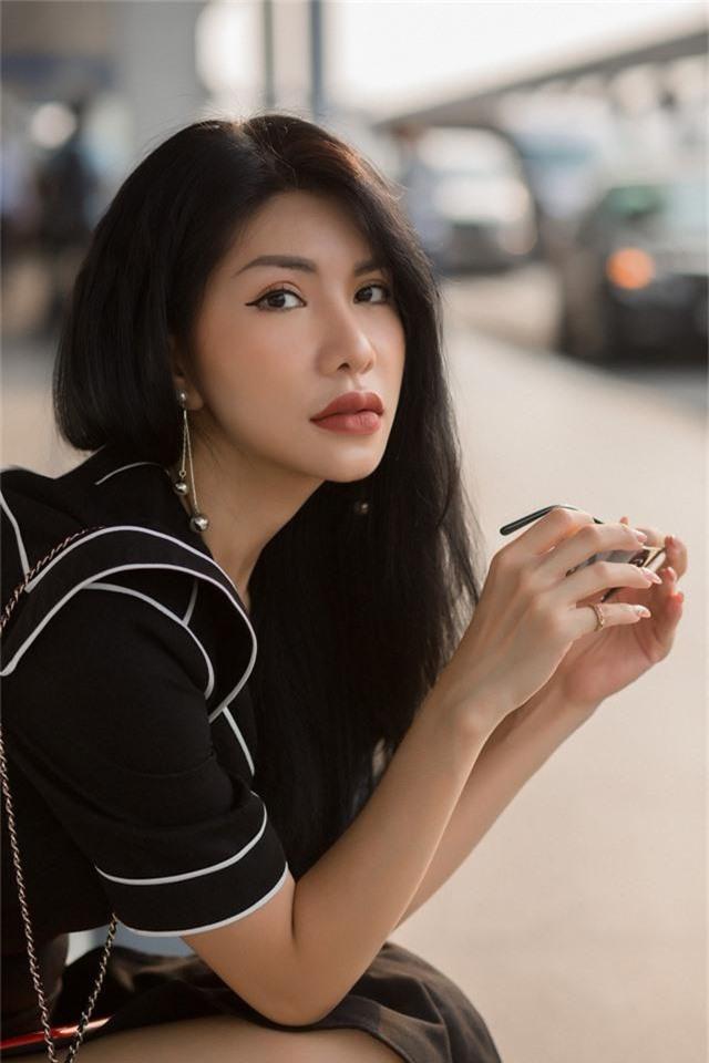 Hoa hậu Quý bà Loan Vương làm khách mời tại LHP Quốc tế Hong Kong 2019 - Ảnh 5.