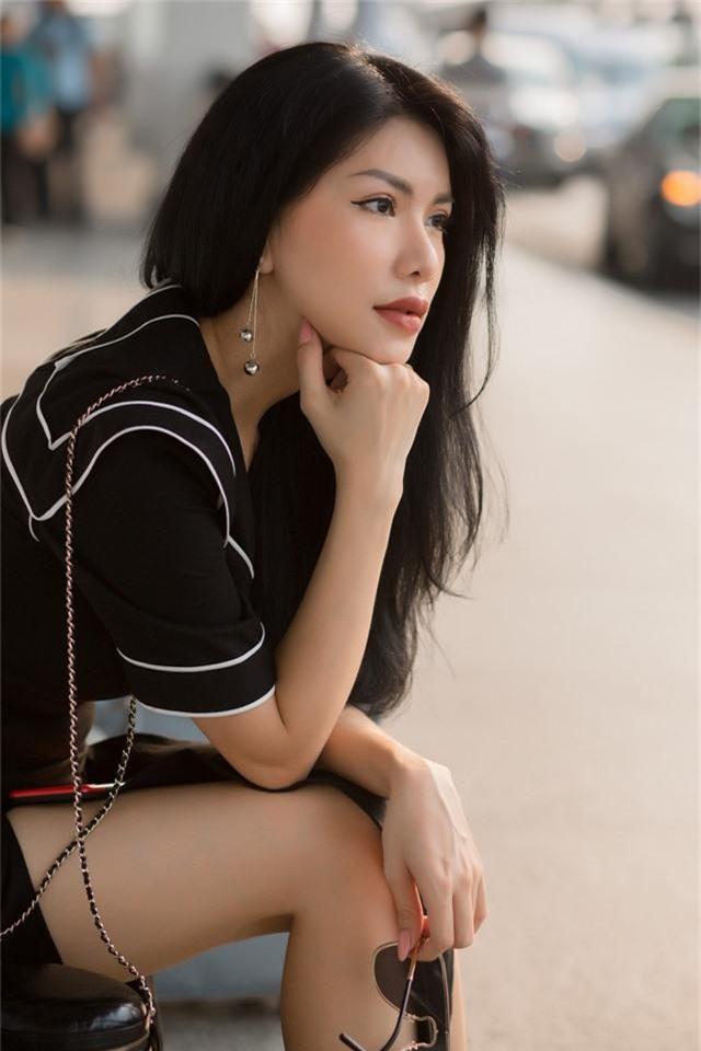 Hoa hậu Quý bà Loan Vương làm khách mời tại LHP Quốc tế Hong Kong 2019 - Ảnh 6.