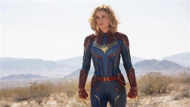 Marvel sẽ tập trung phát triển nhân vật Captain Marvel - Ảnh 1.