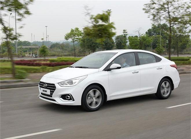 Hyundai Accent 'vượt mặt' Toyota Vios, bán chạy nhất phân khúc sedan hạng B tại Việt Nam.