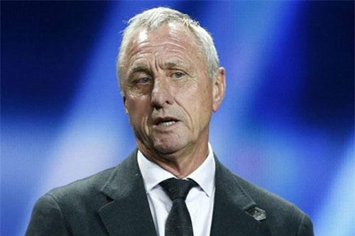 4. Johan Cruyff (Ajax, Barcelona).