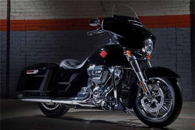 Harley-Davidson Electra Glide 2019.