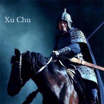 Hứa Chử được coi là dũng tướng khỏe nhất Tam quốc.