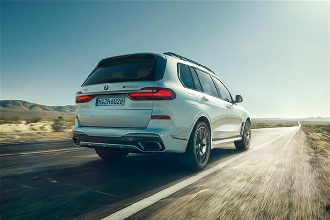 BMW X7 moi gia 6,6 ty dong co gi de dau Lexus LX?-Hinh-9