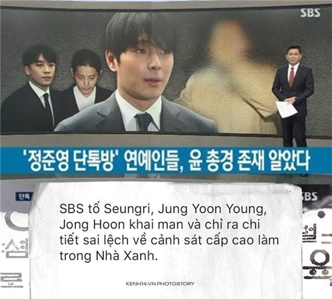 Scandal của Seungri ngày 18/3: Tổng thống Hàn Quốc chính thức lên tiếng, Jung Joon Young có lệnh bắt giữ - Ảnh 1.