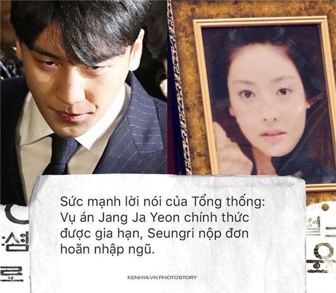 Scandal của Seungri ngày 18/3: Tổng thống Hàn Quốc chính thức lên tiếng, Jung Joon Young có lệnh bắt giữ - Ảnh 9.