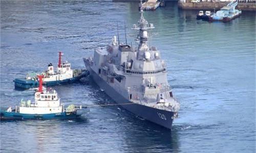 Giá trị ước tính của mỗi tàu khu trục hạm săn ngầm lớp Asahi rơi vào khoảng 900 triệu USD theo tỷ giá năm 2009. Nguồn ảnh: Pinterest.