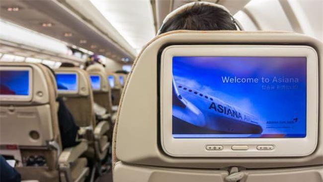 Ảnh Cabin của hãng Asiana Airlines. Nguồn: CNN