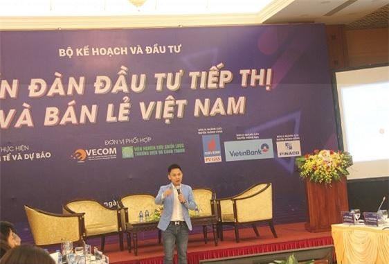 Ông Trần Trọng Tuyến, Tổng thư ký Hiệp hội Thương mại điện tử Việt Nam
