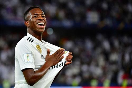 2. Vinicius Junior (Real Madrid).