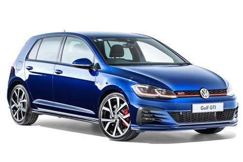 3. Volkswagen Golf GTI (giá khởi điểm: 28.490 USD).