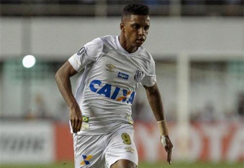 5. Rodrygo (Santos).