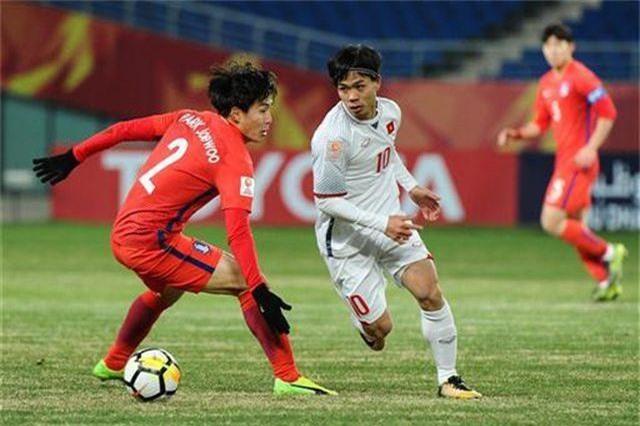 Bầu Đức đàm phán với Incheon United để Công Phượng đá SEA Games - 1