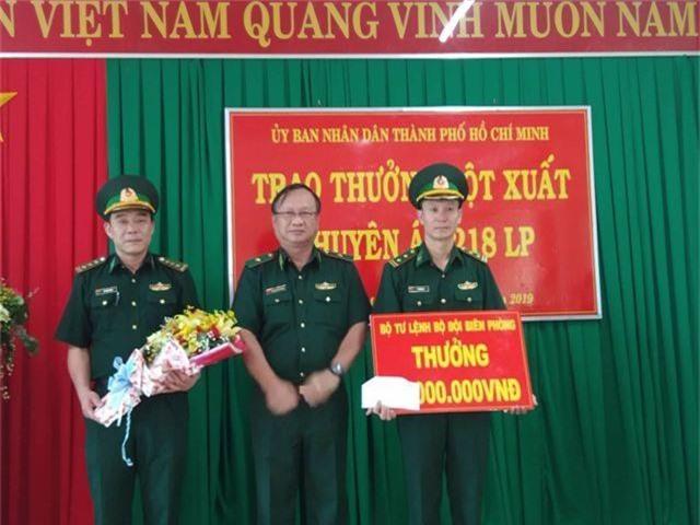 Phá đường dây ma tuý khủng nhất Sài Gòn