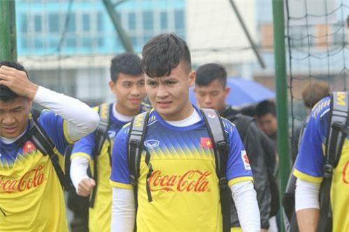 Quang Hải vẫn chưa ghi được bàn thắng nào trong mùa giải mới 2019.