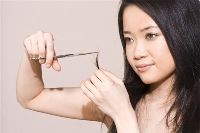 6 nguyên nhân không ngờ đến khiến mái tóc ngày càng khô xơ, hư tổn nghiêm trọng - Ảnh 4.
