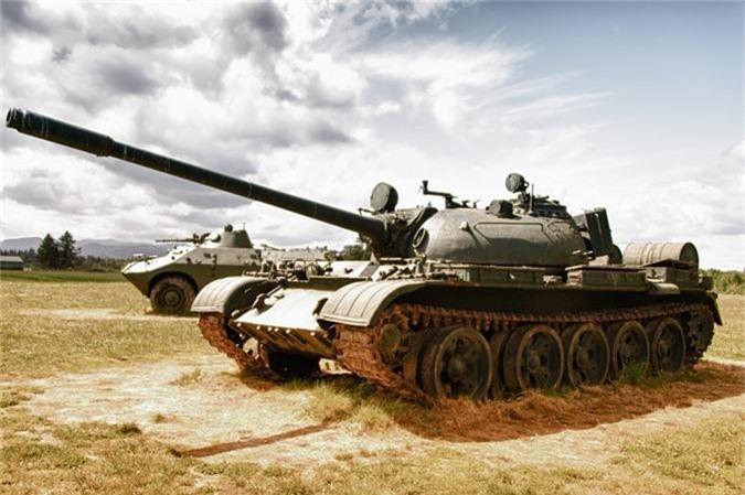 "Ngac nhien chiec xe tang T-55 ""Made in USA""-Hinh-10"
