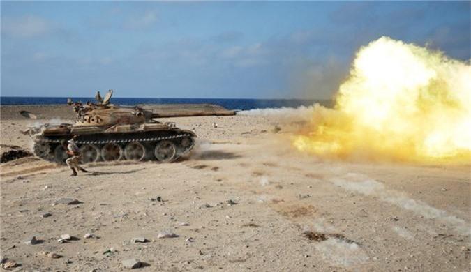 "Ngac nhien chiec xe tang T-55 ""Made in USA""-Hinh-12"