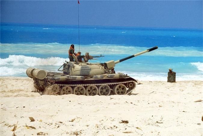 "Ngac nhien chiec xe tang T-55 ""Made in USA""-Hinh-2"