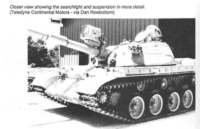 "Ngac nhien chiec xe tang T-55 ""Made in USA""-Hinh-5"