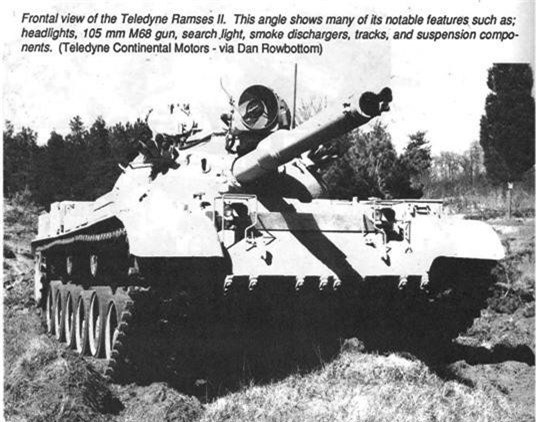"Ngac nhien chiec xe tang T-55 ""Made in USA""-Hinh-6"