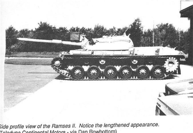 "Ngac nhien chiec xe tang T-55 ""Made in USA""-Hinh-8"