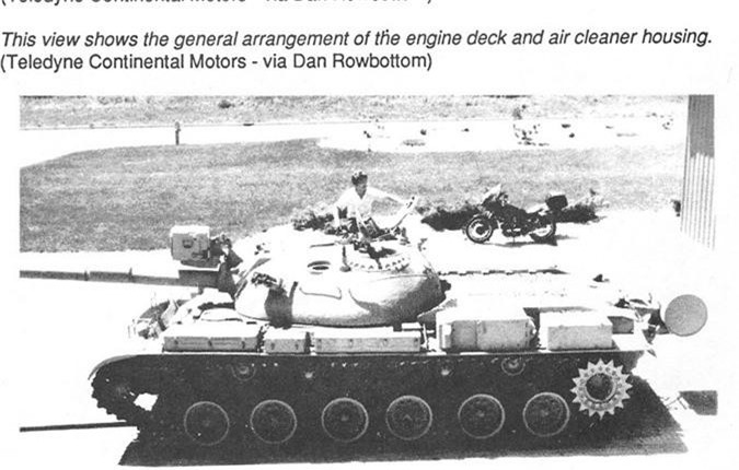 "Ngac nhien chiec xe tang T-55 ""Made in USA""-Hinh-9"