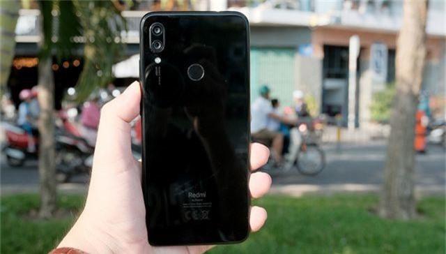 Trên tay Redmi Note 7 cấu hình mạnh giá dưới 6 triệu đồng - 6