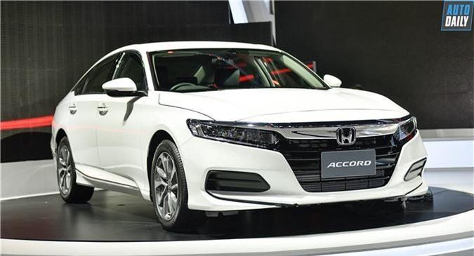 Honda Accord 2019.