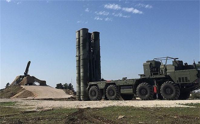 Quan doi Syria: Ten lua S-300 da san sang truc chien-Hinh-10