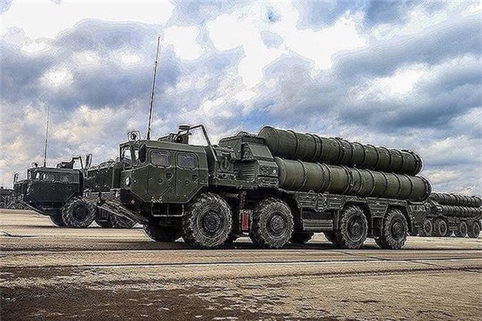 Quan doi Syria: Ten lua S-300 da san sang truc chien-Hinh-12