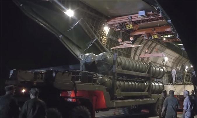 Quan doi Syria: Ten lua S-300 da san sang truc chien-Hinh-3
