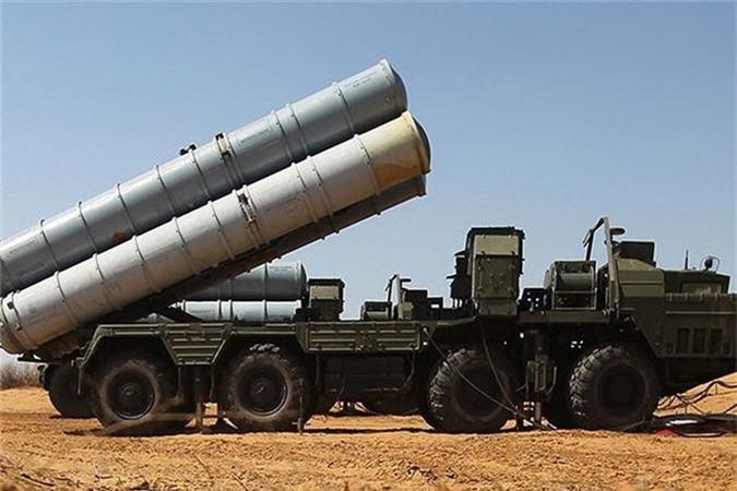 Quan doi Syria: Ten lua S-300 da san sang truc chien-Hinh-6