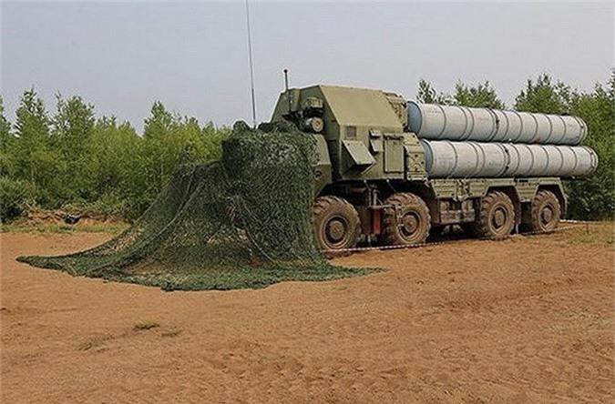 Quan doi Syria: Ten lua S-300 da san sang truc chien-Hinh-9