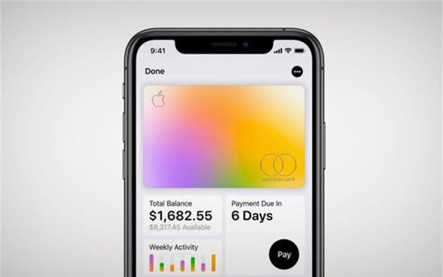 SỐC: Apple phát hành thẻ tín dụng Apple Card! - Ảnh 1.