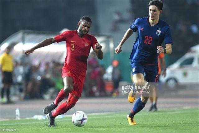 U23 Thái Lan và sự đáng sợ trong các tình huống bóng bổng - 1