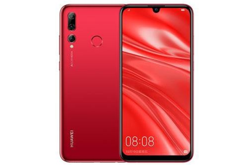 Huawei Enjoy 9s sở hữu số đo 155,2x73,4x8 mm, cân nặng 160 g.