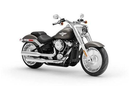 9. Harley-Davidson Fat Boy (giá khởi điểm: 25,131 USD).