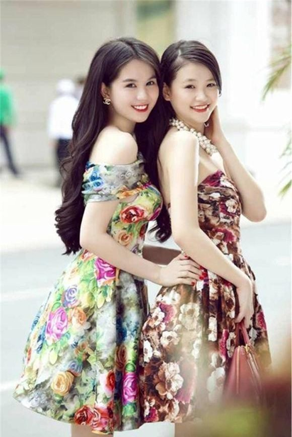 Ngọc Trinh gặp lại Phương Khánh sau 5 năm: Cô em Ngọc My đầy mụn ngày nào nay là Miss Earth, lột xác không nhận ra - Ảnh 3.