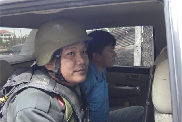 """Vụ bắt 300kg ma tuý ở Sài Gòn Khởi tố """"ông trùm"""" cùng nhóm vận chuyển"""