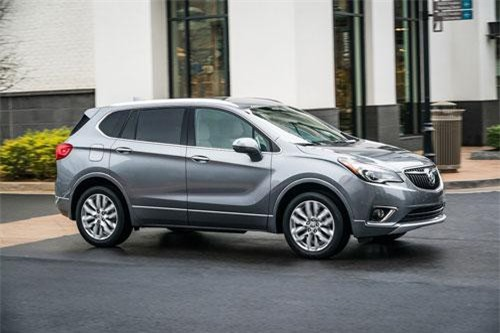 4. Buick Envision 2019.