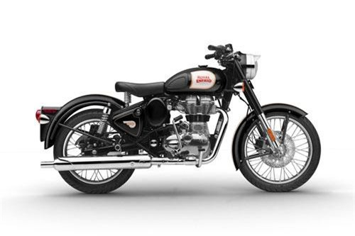 9. Royal Enfield Classic 500 2019.